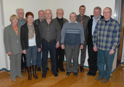 Erfolgreiche Arbeit des Vereins in 2010 konsequent ausgebaut