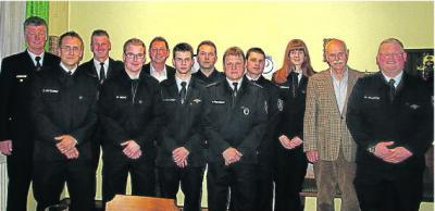 Foto zur Meldung: Freiwillige Feuerwehr: Burgschwalbacher Brandschützer haben keine Nachwuchssorgen