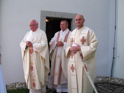 Foto zur Meldung: Pfarrer Johann Christian Rahm verlässt Prackenbach