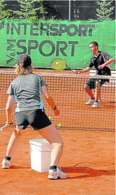 Foto zur Meldung: Tennisclub TC Grün-Weiss Aar e.V.:  TC Aar mit neuen Ideen und Schwung