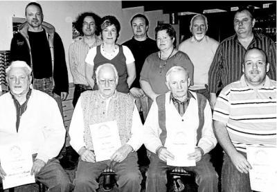Foto zur Meldung: Heimatverein: Volker Roth nach zehn Jahren als Vorsitzender verabschiedet