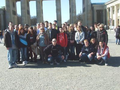 Foto zu Meldung: Deutsch-Polnische Schülerbegegnung der Grund- und Oberschule Schenkenland