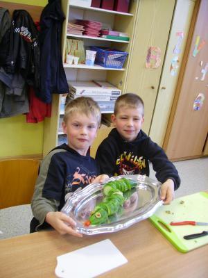 Foto zur Meldung: Frühlingsprojekt in der Grundschule vom 11.04. - 15.04.2011
