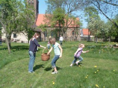 Foto zu Meldung: Ostern setzt in Bewegung
