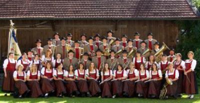 Vorschaubild zur Meldung: Auf nach Amerika - Frühjahrskonzert von Jugendkapelle und Musikkapelle Lindenberg