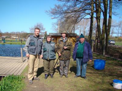 Foto zur Meldung: Forellenpokal 2011
