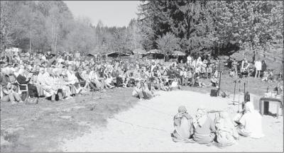"""Foto zu Meldung: 300 Gäste bei Taufe mit """"Eiswasser"""""""