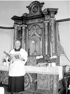 Foto zur Meldung: Historische Geschichten umranken Kirche