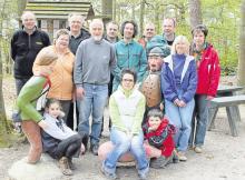 Foto zur Meldung: Heimatverein: Im Märchenwald