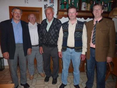 Foto zu Meldung: Helmut Gierl gibt seinen Posten als CSU-Vorsitzender ab und signalisiert weitere Mithilfe