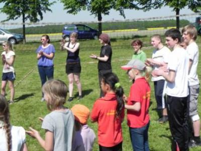 Foto zur Meldung: Olympiade der Evangelischen Kinder- und Jugendarbeit