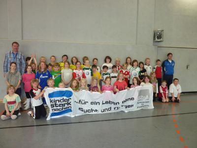 Foto zur Meldung: Schulfussballturnier