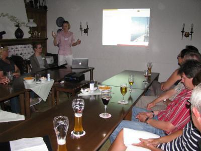 Foto zur Meldung: Unternehmerstammtisch am 10.05.2011