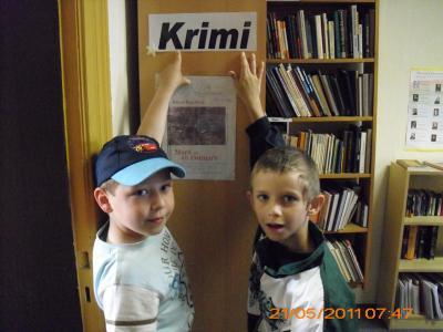 Foto zur Meldung: Schnupperstunde in der Stadtbibliothek Egeln