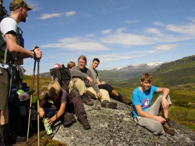 Foto zu Meldung: Norwegenwandern und Ostseeradtour in den Sommerferien