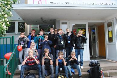 Foto zur Meldung: Kirchentag in Dresden