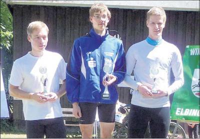 Vorschaubild zur Meldung: 25. Elbingeröder Lauf in den Sommer: 14-jährige Thea-Louise Thiel feiert Überraschungssieg im 6-km-Lauf