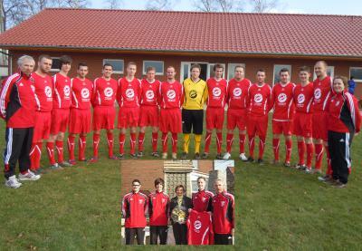 Foto zur Meldung: FC Hevesen dritter Aufsteiger in die Kreisliga