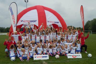 """Foto zur Meldung: """"Intersport kicker Fußballcamp"""""""