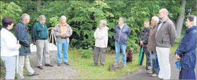 Foto zu Meldung: Wanderspaß und Bildung am Wegesrand – 3. Themenweg in Elbingerode