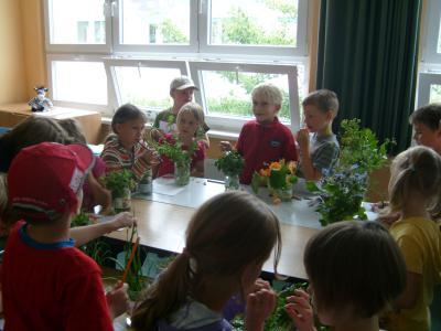 Foto zur Meldung: Ganztagsangebote für das neue Schuljahr vorgestellt