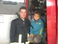 Foto zu Meldung: KITA - Kinderland bei der Feuerwehr
