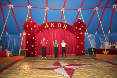 """Vorschaubild zur Meldung: Zwei tolle Projekttage mit Zirkus """"Aron"""""""