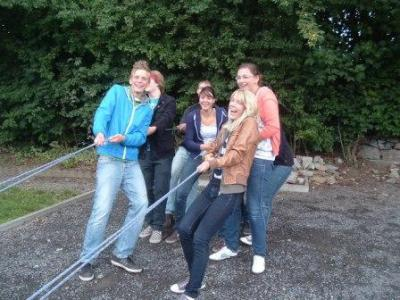 Foto zur Meldung: Sommerfahrt nach Spa in Belgien