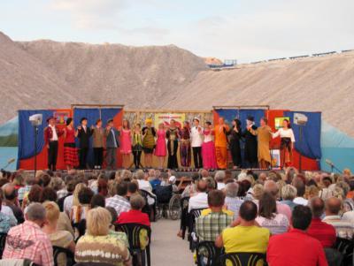 Foto zu Meldung: Das waren die 12. Kalimandscharo-Festspiele