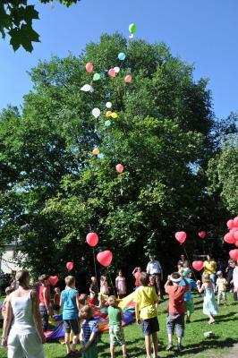 Vorschaubild zur Meldung: Der Limbacher Kindertreff macht Sommerpause