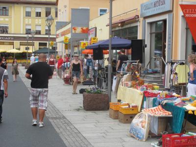 Foto zur Meldung: 3. (Floh-)Markt und Countryfest
