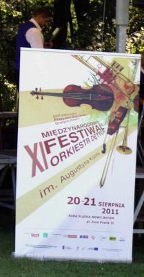 Foto zur Meldung: TV Deutsche Eiche erfolgreich vom XI. Festival der Brass Bands in Ruda Slaska zurück
