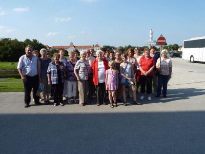 Foto zur Meldung: Der Frauenbund reiste in Bayerns Metropole