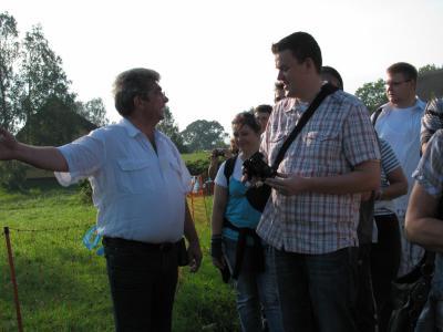 Foto zu Meldung: Führung über die Insel Vilm