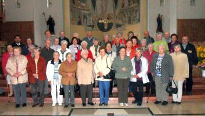 Foto zur Meldung: Die Senioren fuhren nach Schweiklberg