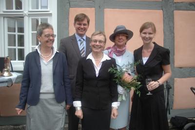 Foto zur Meldung: Eröffnung des Wegemuseums