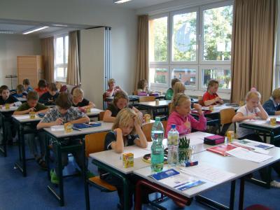 Foto zur Meldung: Matheolympiade - Erste Runde