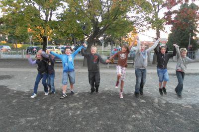 Foto zu Meldung: Sieger im Kreisfinale