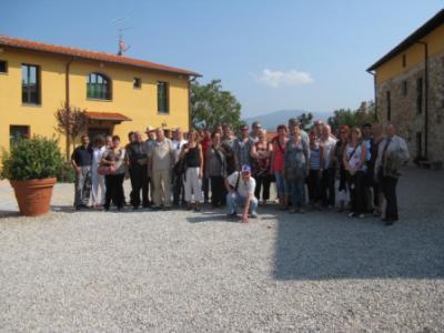 Vorschaubild zur Meldung: Besuch in unserer Partnergemeinde Rignano sull' Arno
