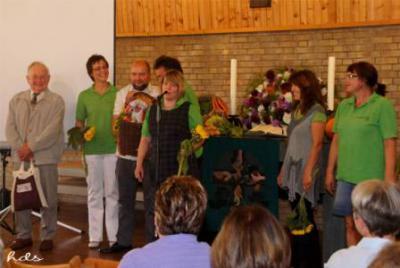 Foto zur Meldung: Fahrt zur Partnergemeinde Ründeroth mit Verabschiedung von Pfarrer Domay