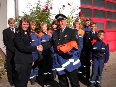 Foto zu Meldung: Feuerwehrförderverein Putbus e.V. unterstützt Jugendfeuerwehr