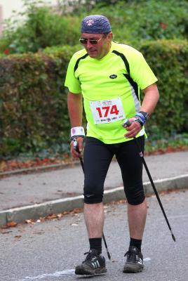 Foto zu Meldung: Deutsche Nordic Walking Meisterschaft 2011 mit einem Aktiven vom SC Laage