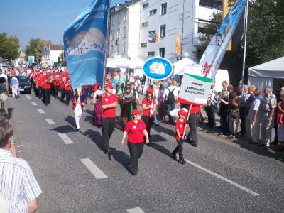 Foto zur Meldung: Jugendblasorchester in Bonn