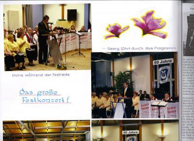 Vorschaubild zur Meldung: Auszüge aus unserer Chronik ab 2001