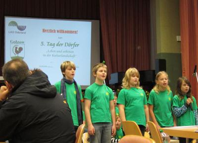 """Foto zur Meldung: """"Tag der Dörfer"""" in Golzow mit guter Ressonanz durchgeführt"""