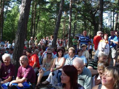 """Foto zur Meldung: """"Back to the countryside""""-  Eindrücke vom IX. Ländlichen Parlament der Dörfer Estlands"""