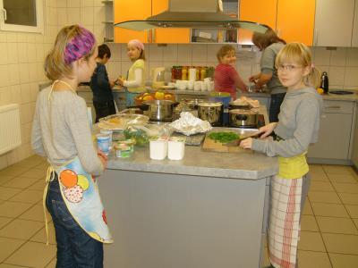 Foto zur Meldung: 1. Brandeburgischer Tag der Schulverpflegung