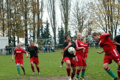 Foto zur Meldung: Frauenfussball