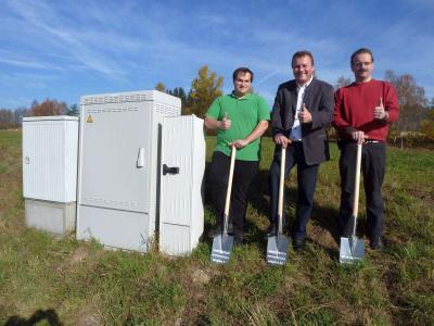 Foto zu Meldung: Die Gemeinde Prackenbach startet Pilotprojekt