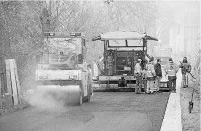 Foto zur Meldung: Ortsgemeinde: Kreisstraße zum ersten Advent wieder offen